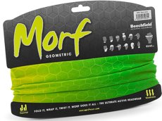 Picture of Multifunctional Headband Morf™ Geometric / Lime