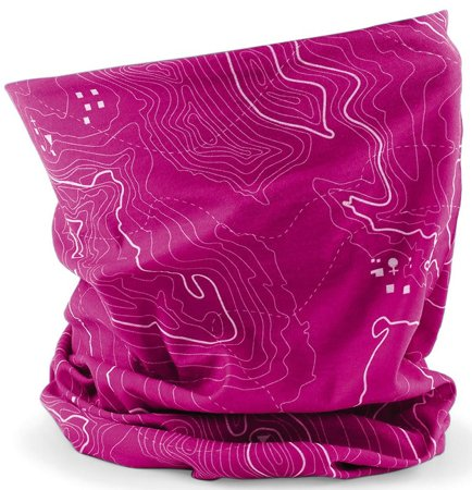 Picture of Multifunctional Headband Morf™ Contour / Fuchsia