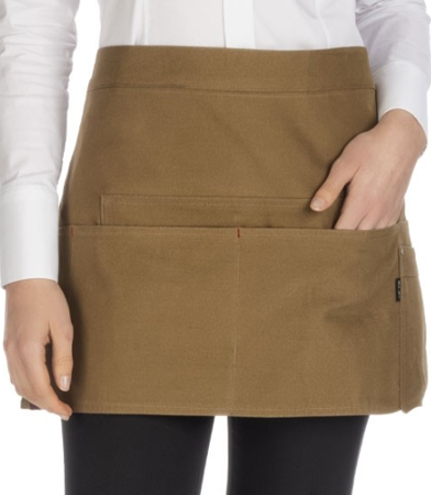 Picture of Arizona Bar Apron / Brown