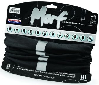 Picture of Multifunctional Headband Morf™ Enhanced-Viz / Black