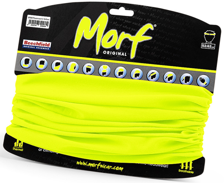 Picture of Multifunctional Headband Morf™ Original / Fluorescent Yellow