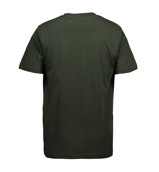 Picture of Game T-Shirt 0500 Bottle Green