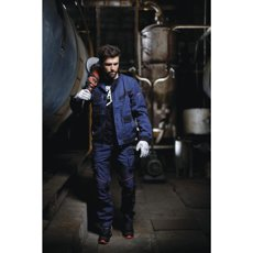 Picture of Work Trousers MCPA2 Navy Blue-Black