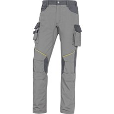 Picture of Work Trousers MCPA2 Light Grey-Dark Grey