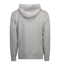 Picture of Hooded Sweatshirt 0636 Grey Melange
