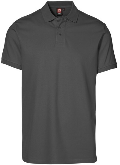 Picture of Pique Polo shirt 0525 Stretch / Charcoal