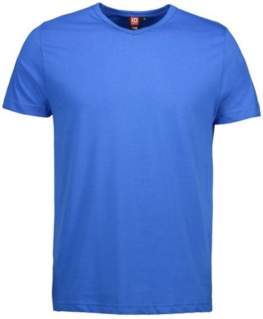 Picture of T-Time t-shirt | V-Neck 0514 Azure