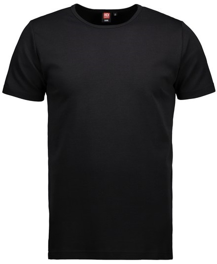 Picture of Interlock t-shirt 0517 / Black
