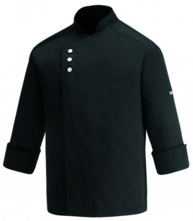 Picture of Chef Jacket Metal / Black