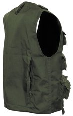 Picture of Canadian Outdoor Vest 04253B / Green