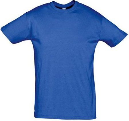 Picture of T-shirt REGENT / Royal Blue