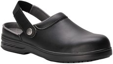 Picture of Safety Clog FW82 S2 SB AE WRU / Black