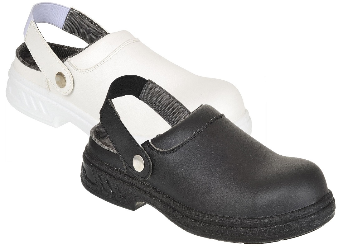 Picture of Safety Clog FW82 S2 SB AE WRU / White
