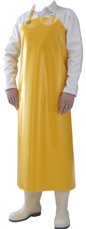 Picture of Waterproof Work Apron DELTA / Yellow