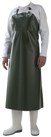 Picture of Waterproof Work Apron DELTA / Green