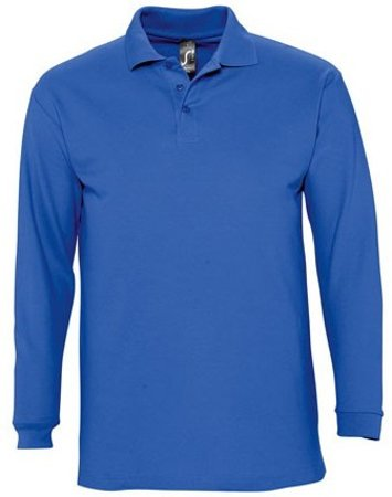 Picture of Polo WINTER II / Royal blue