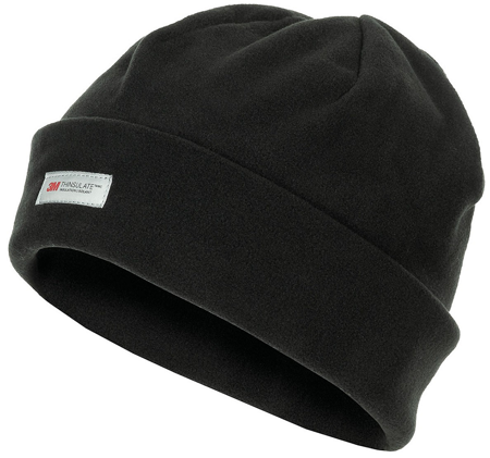 Picture of Beanie Fleece 3M Thinsulate 10853A / Black