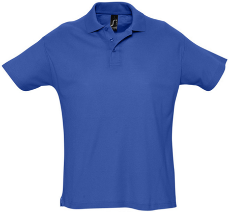 Picture of Polo SUMMER II / Royal Blue