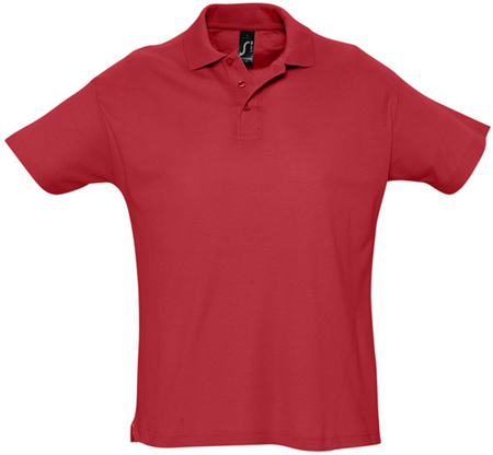 Picture of Polo SUMMER II / Red