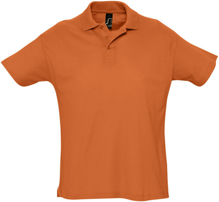 Picture of Polo SUMMER II / Orange