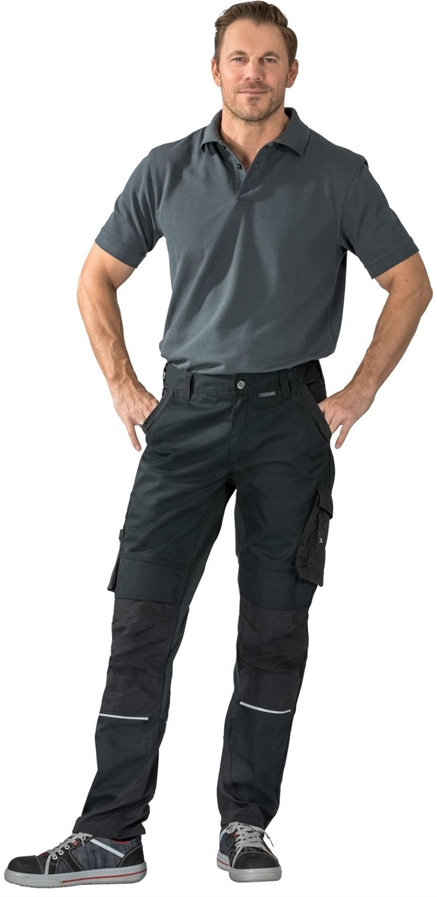 Picture of Norit Trousers 6400 / Μαύρο