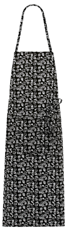 Picture of Lima Bib  Apron 1648 Italy