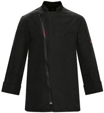 Picture of Chef Jacket Rian Jacket 1633 / Black
