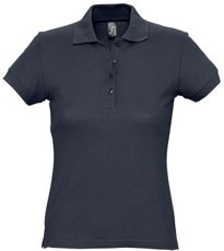 Picture of Women's polo shirt PASSION / Navy