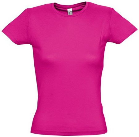 Picture of Women's T-Shirt MISS / Fuchsia