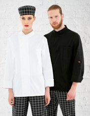Picture of Chef Jacket Yuma Jacket 1352 / White