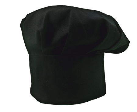 Picture of Chef's Hat ΕΜ007 / Black