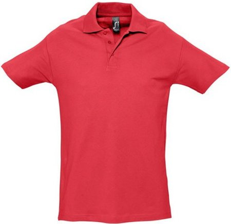 Picture of Polo Shirt SPRING / Red
