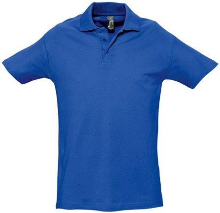 Picture of Polo Shirt SPRING / Blue Royal
