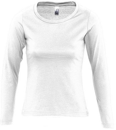 Picture of Women's Shirt MAJESTIC / White