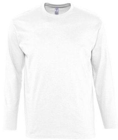 Picture of Men's Shirt MONARCH / White