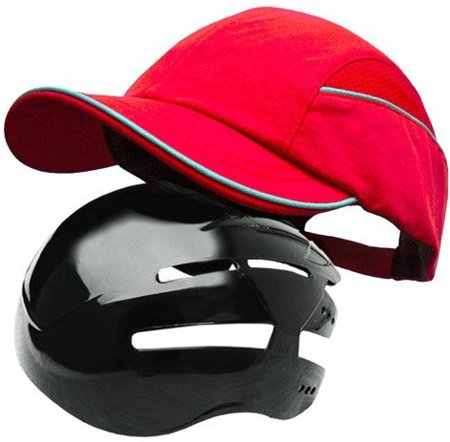 Picture of Safety Bump Cap En 812 All Season 5cm / Red