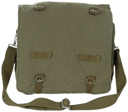 Picture of Bag 30113P / OD green-stonewashed