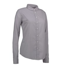 Picture of Women's Casual stretch shirt 0241 / Grey