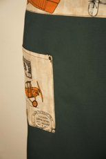 Picture of Bib Apron Barista with Cross backside / Toys