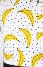 Picture of Bib Apron Barista with Cross backside / Banana Please