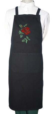 Picture of Bib Apron /  Old Fashioned