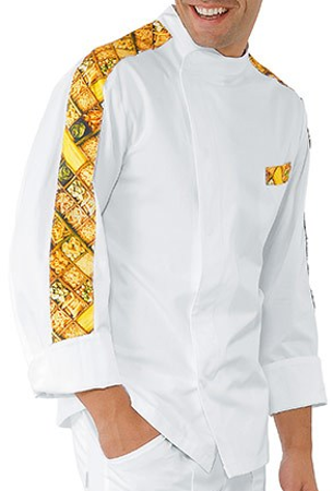 Picture of Chef Jacket Giacca Manhattan 059519
