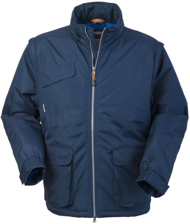 Picture of Dover Jacket / HH637.01 Navy