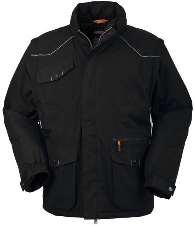 Picture of Μπουφάν Εργασίας Dusty Jacket / HH633.05 Μαύρο