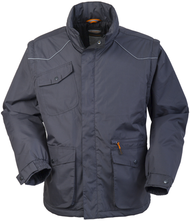 Picture of Μπουφάν Εργασίας Dusty Jacket / HH633.12 Γκρί