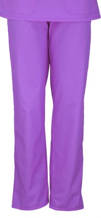 Picture of Scrub Trousers Woman/ Purple