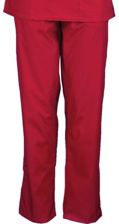 Picture of Scrub Trousers Woman/ Bordeux