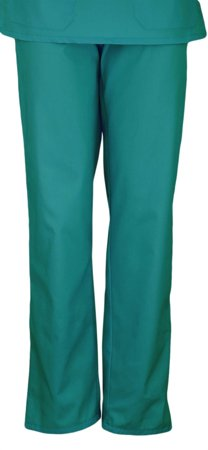 Picture of Scrub Trousers Woman/ Petrol