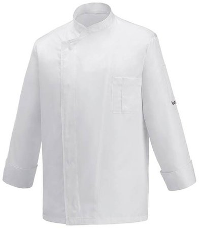 Picture of Chef Jacket Ottavio ML Tencel / White
