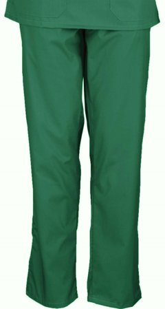 Picture of Scrub Trousers Woman/ Green